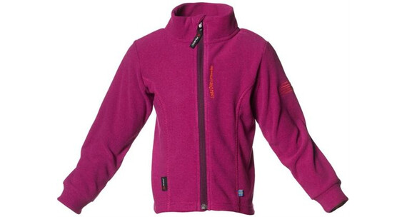 Isbjörn Lynx Microfleece Jacket Blueberry Smoothie